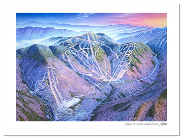 Smugglers Notch Map | Smugglers Notch Ski Map | by James Niehues