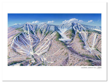 Sugarbush Ski Area | Sugarbush Map | by James Niehues