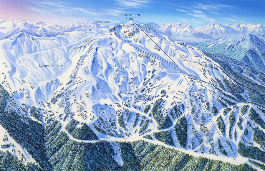 Whistler | Harmony Bowl | by James Niehues