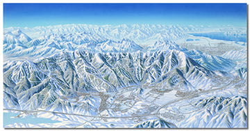 Park City Ski Map | by James Niehues