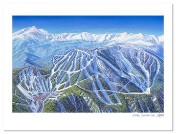 Eldora Ski Area | Eldora Ski Map | by James Niehues