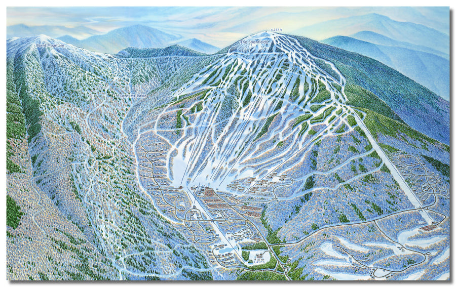 Sugarloaf Ski Area | Sugarloaf Ski Map | by James Niehues