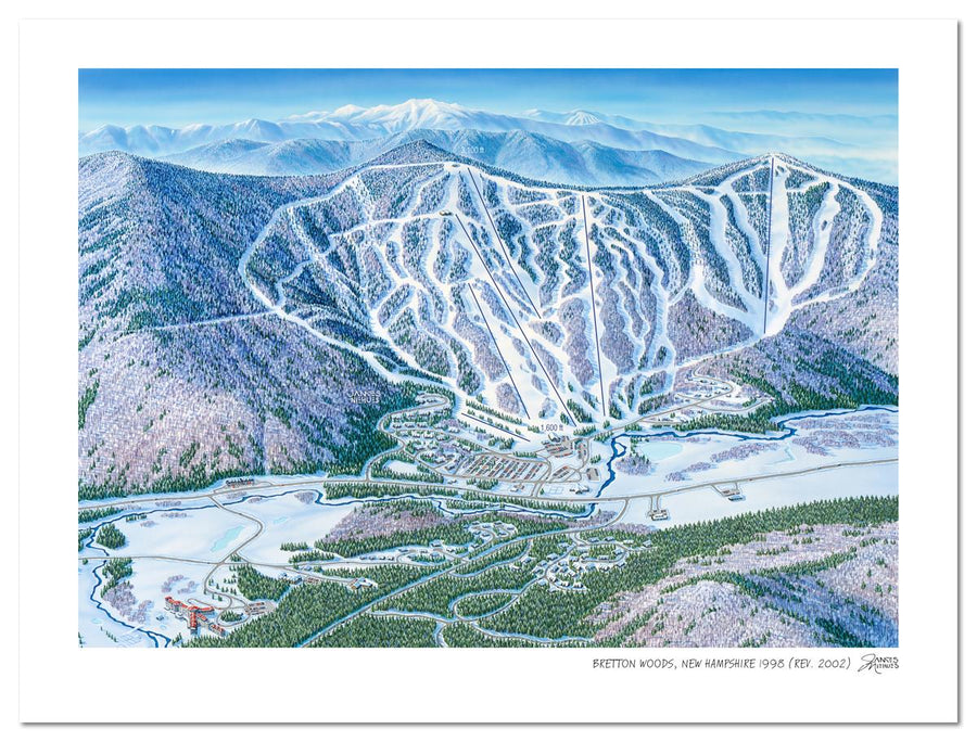 Bretton Woods Ski Area | Bretton Woods Ski | by James Niehues