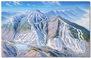 Cannon Mountain Ski Area | Cannon Mountain Ski Map | by James Niehues