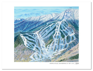 Waterville Valley Ski | Waterville Valley Ski Map | by James Niehues