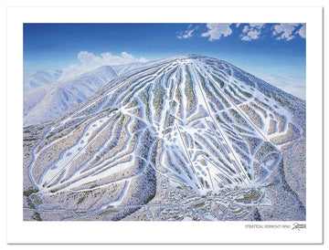 Stratton Ski Map | Stratton Map | by James Niehues
