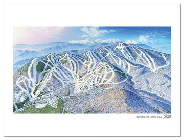 Sunday River Ski Map | Sunday River Trail Map | by James Niehues