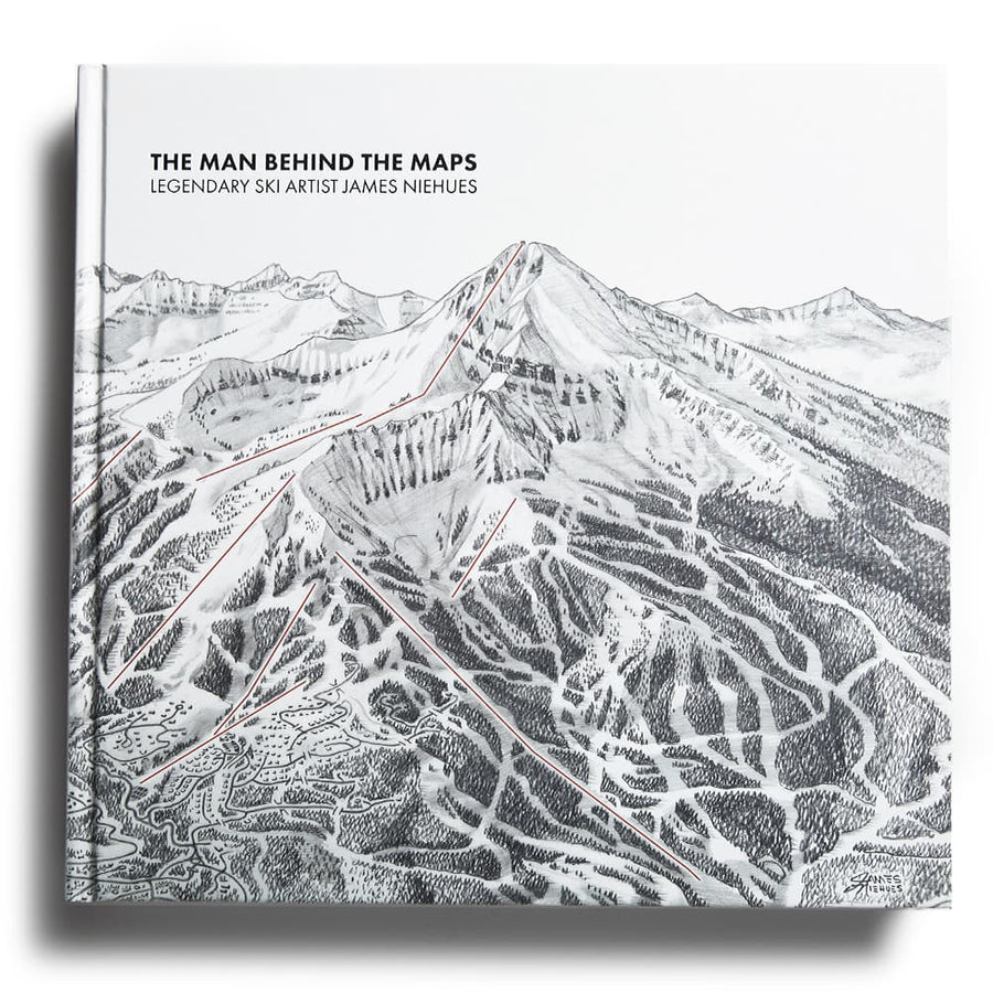 The Man Behind The Maps Book