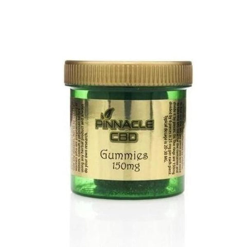 Pinnacle CBD Gummies 150mg CBD – pack of 6