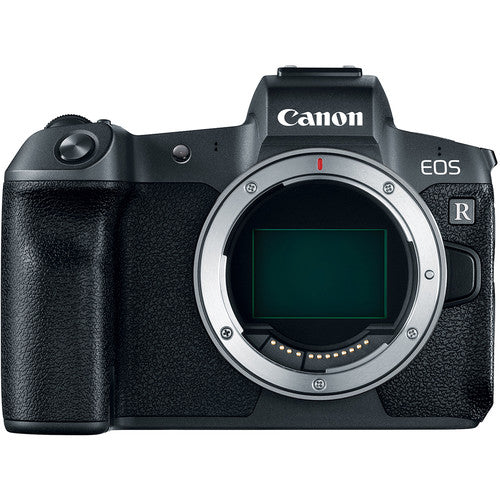 CAMERA DIGITAL CANON EOS R (CORPO) COM ADAPTADOR