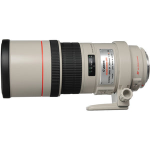 LENTE CANON EF 300MM f 4 L IS USM