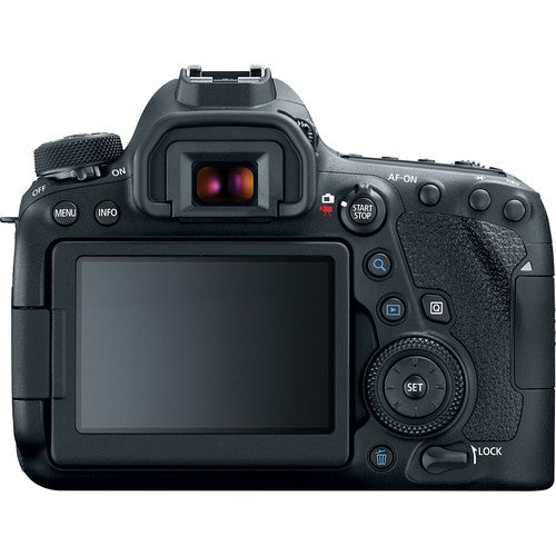 CAMERA DIGITAL CANON EOS 6D MARK II (CORPO)