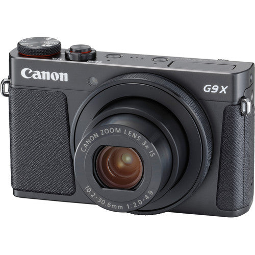 CAMERA DIGITAL CANON POWERSHOT G9X MARK II