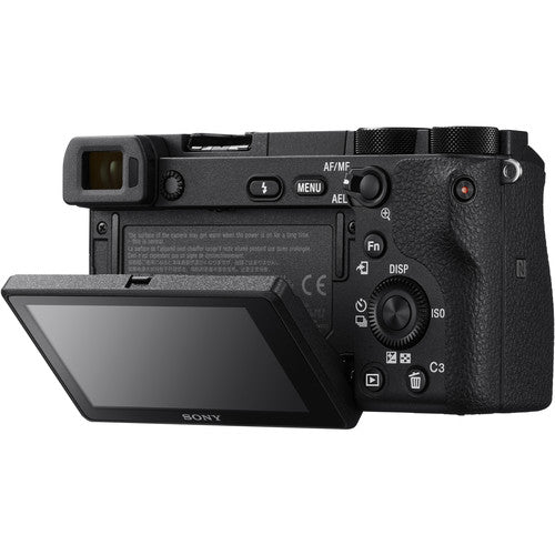 CAMERA DIGITAL SONY ALPHA A6500 (CORPO)