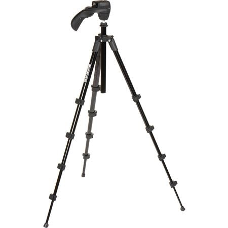 Tripé MANFROTTO MKCOMPACTACTACN-BK