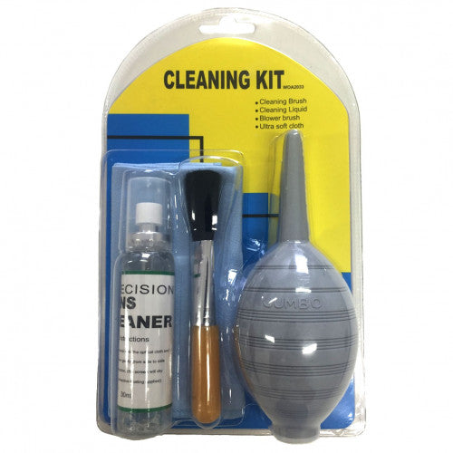 KIT DE LIMPEZA CLEANING WF 2033