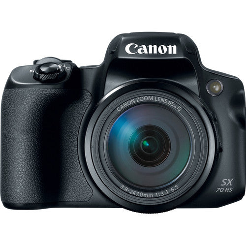 CAMERA DIGITAL CANON POWERSHOT SX 70 HS