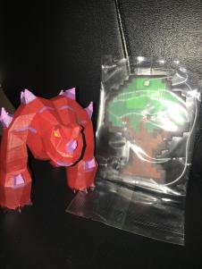 OSRS Merch Jad Figurine