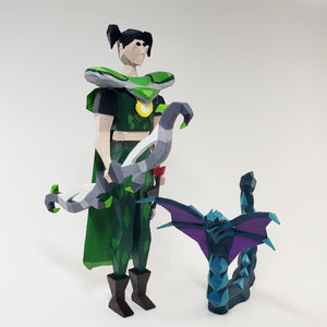Custom Player Figurine