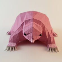 Load image into Gallery viewer, Pink Baby Mole (Big)