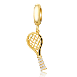 TENNIS RACKET - GOLD