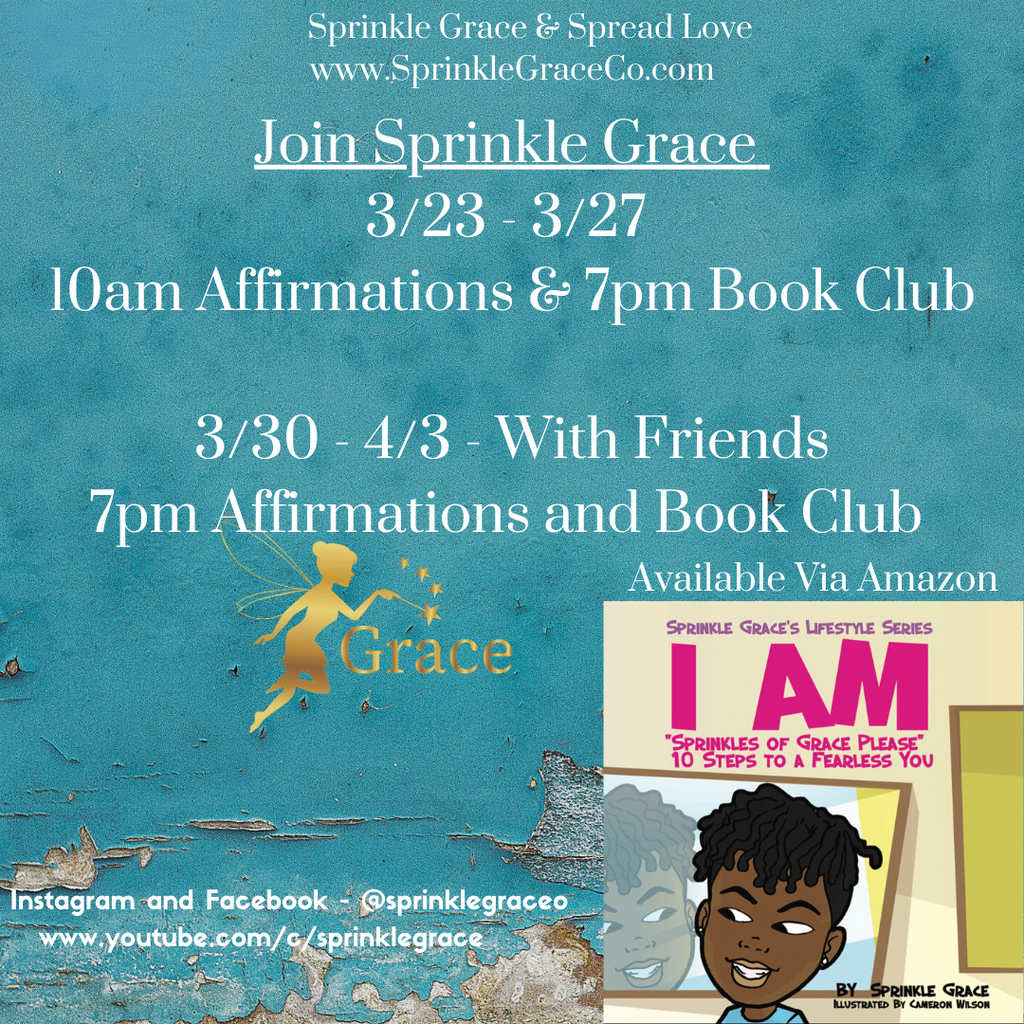 Sprinkle Grace Book Club