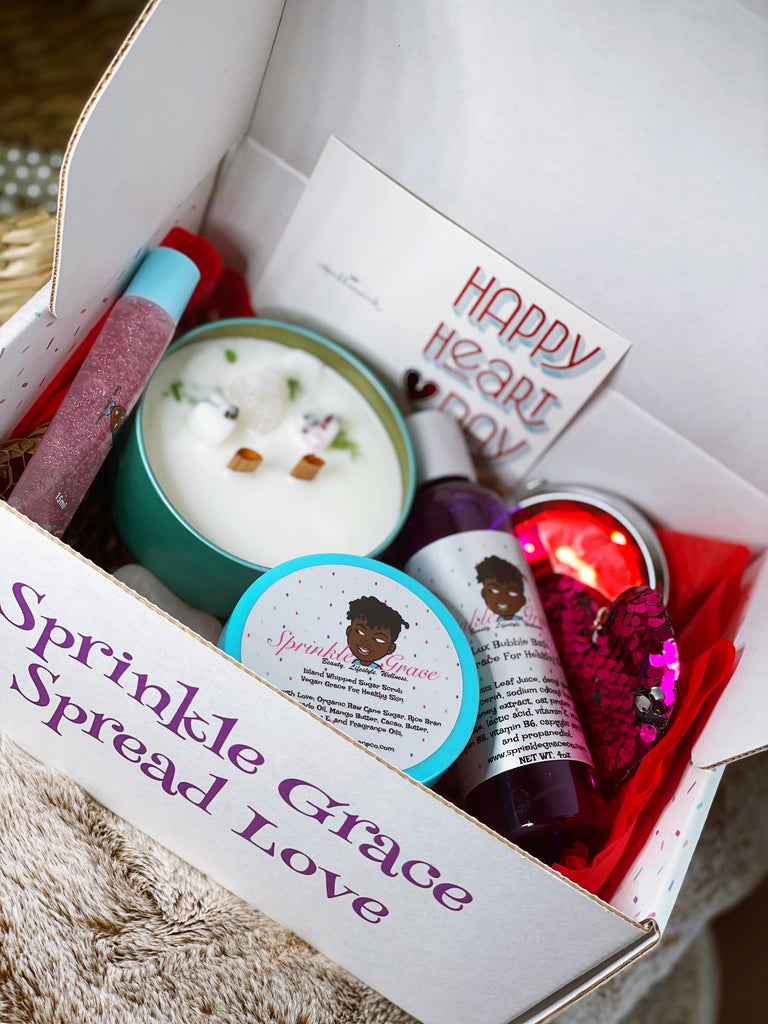 Valentine's I Love You Beautiful Self-Love Kit