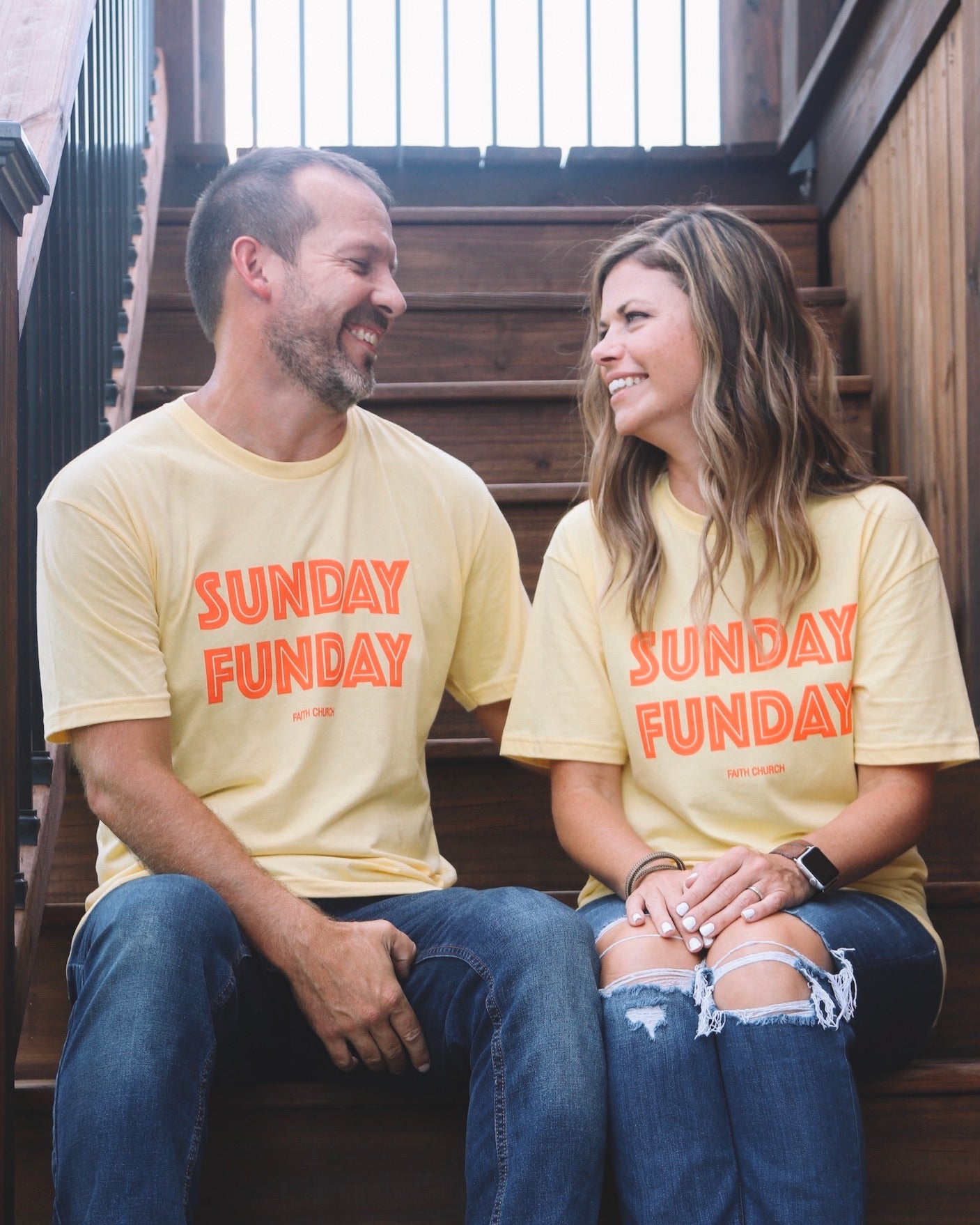 'Sunday Funday' tee