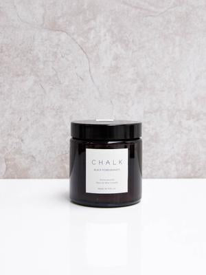CHALK Candle 120ml | Black Pomegranate