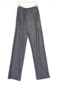 Elemente Clemente Black and White Fleck Wool Mix Trousers SALE!!!