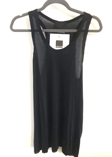 Creare Black Sleeveless Top