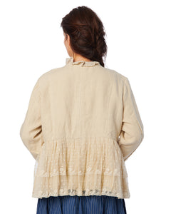 Ewa i Walla Powder Linen Jacket 66352 SS21