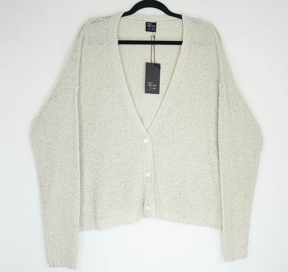 Mes Soeurs Et Moi Knitted Cardigan - Tampa SS20