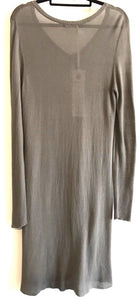 Privatsachen Grey Long Cardigan BRAND NEW WITH TAGS