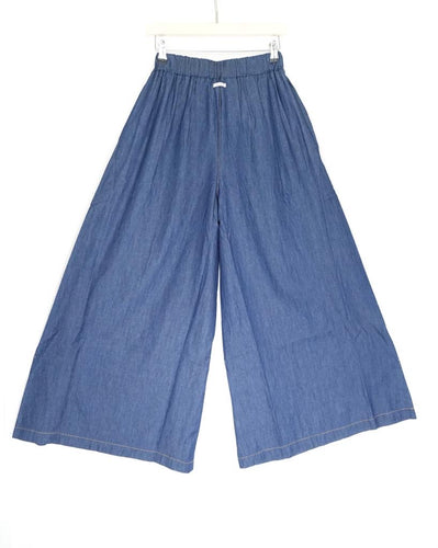Humility Wide Leg Denim Trouser HB1090 SS20