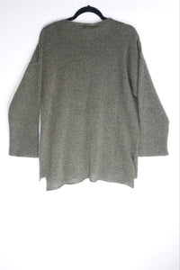 Grizas Long Green Cardigan 62050-R1-264 AW20