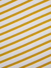 CHALK Jersey Mustard Stripe Top ROBYN
