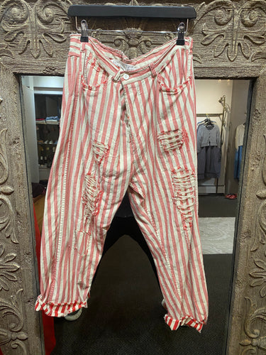 Magnolia Pearl Cotton Denim Miner Pants 195