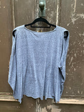 Creare Grey Short Sleeve Top 17.1.02.005