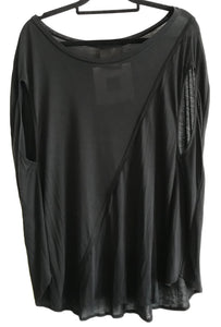 Creare Black Sleeveless Top 18.1.02.069 0