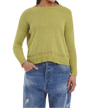 Ewa i Walla Lime Jumper 44671 2020 Collection
