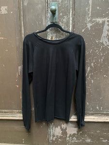 Creare Black Long Sleeve Top 19.1.02.016-1