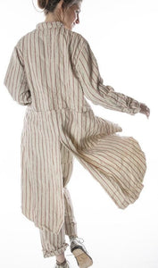 Magnolia Pearl Cotton Stripe Jacket 366 Encore