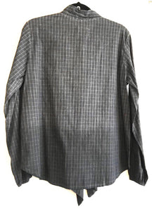 Luukaa Dip Dyed Check Shirt