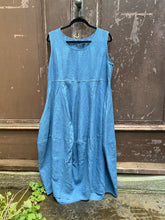 Grizas Linen Dress 91494-L257 SS21