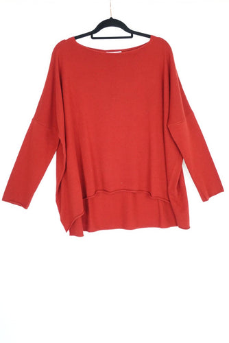Tif Tiffy Red Amelia Blouse 2922-006871