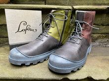 Lofina Patchwork Leather Boot 16-965 AW20