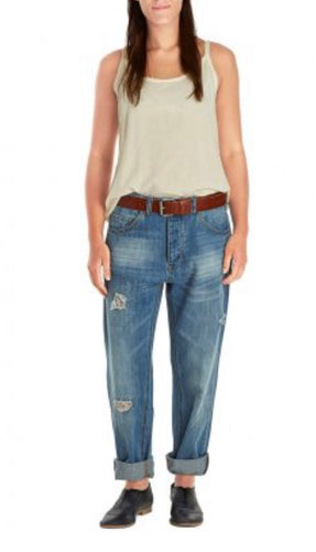 Ewa i Walla Trousers Original Denim 11325