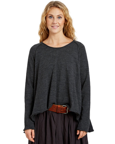 Ewa i Walla Graphite Sweater 44757 AW20