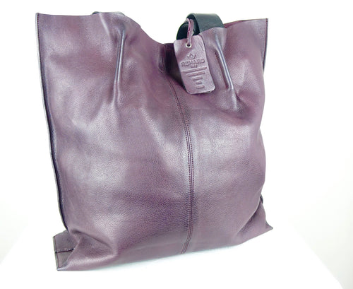 Rehard Leather Bag Wine BS-6107